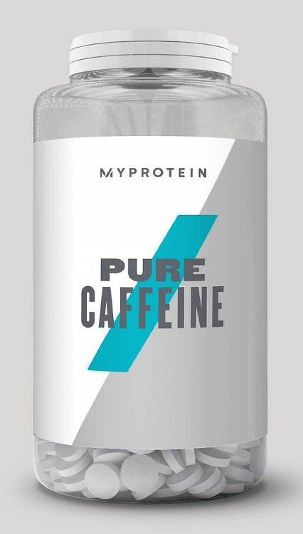 Pure Caffeine - MyProtein 200 tbl.