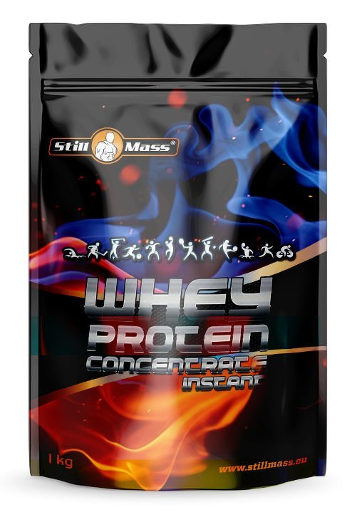 Whey Protein Concentrate Instant - Still Mass 1000 g Natural