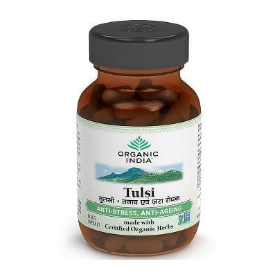 Ajurvédske tablety Tulsi - obranyschopnosť a vitalita