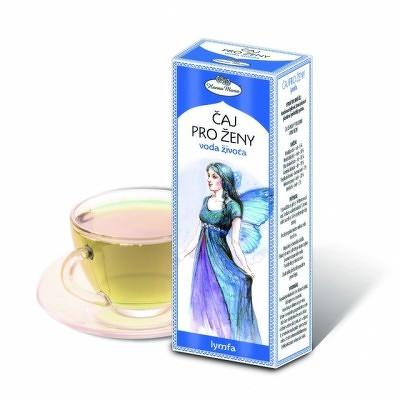 Čaj pre ženy - Lymfa