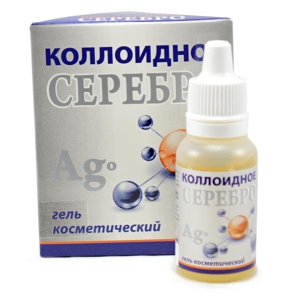 9437557f1 Medikomed Koloidné striebro- kozmetický gél - 15 ml | NaseZdravie.sk