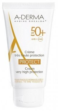 A-Derma PROTECT Crème – Krém SPF 50+ 40 ml