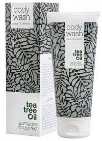 ABC Tea Tree Oil BODY WASH - Sprchový gél 1x200 ml
