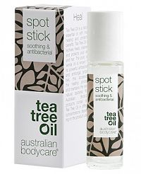 ABC Tea Tree Oil SPOT STICK - Hojivá tyčinka roll-on 1x9 ml