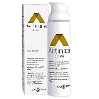 Actinica Lotion svetlofiltrujúce telové mlieko vo fľaške s dávkovačom 1x80 g