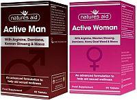 Active Man + Active Woman SLEVA