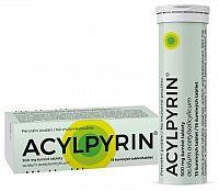 ACYLPYRIN 500 mg šumivé tablety tbl eff 1x15 ks