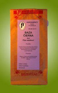 AGROKARPATY BAZA ČIERNA kvet bylinný čaj 1x30 g