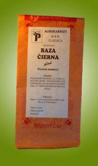 AGROKARPATY BAZA ČIERNA plod bylinný čaj 1x30 g