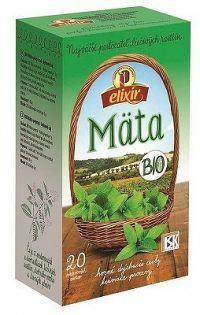 AGROKARPATY BIO Mäta pieporná bylinný čaj čistý prír. produkt 20x2 g