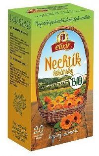 AGROKARPATY BIO Nechtík lekársky bylinný čaj prírodný produkt 20x2 g