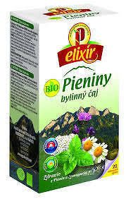 AGROKARPATY BIO Pieniny bylinný čaj čistý prírodný produkt 20x1 5 g