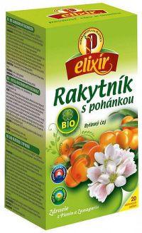 AGROKARPATY BIO Rakytník s pohánkou bylinný čaj balené vrecúška 20x1 5 g