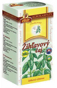 AGROKARPATY BIO ŽIHĽAVA bylinný čaj prírodný produkt 20x2 g