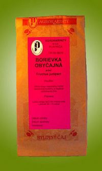 AGROKARPATY BORIEVKA plod bylinný čaj 1x40 g