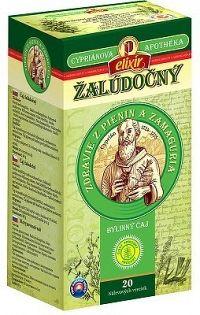 AGROKARPATY CYPRIÁN ŽALÚDOČNÝ bylinný čaj čistý prírodný produkt 20x2 g