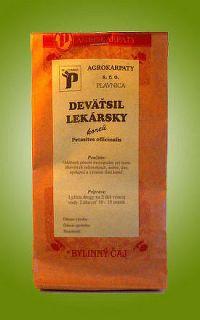 AGROKARPATY DEVÄTSIL LEKÁRSKY koreň bylinný čaj 1x30 g