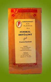 AGROKARPATY FENIKEL OBYČAJNY plod bylinný čaj 1x30 g