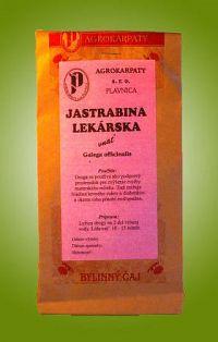 AGROKARPATY JASTRABINA LEKÁRSKA vňať bylinný čaj 1x30 g