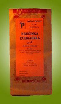 AGROKARPATY KRUCINKA FARBIARSKA bylinný čaj 1x30 g