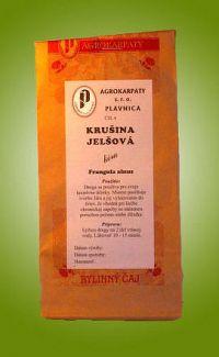 AGROKARPATY KRUŠINA JELŠOVÁ kôra bylinný čaj 1x30 g