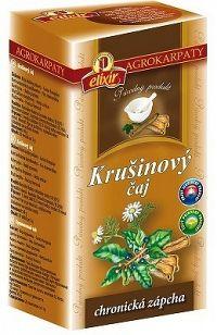 AGROKARPATY Krušinový čaj prírodný produkt 20x2 g