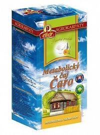 AGROKARPATY Metabolický čaj Čaro prírodný produkt 20x2 g