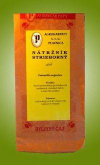 AGROKARPATY NÁTRŽNÍK STRIEBORNÝ vňať bylinný čaj 1x30 g