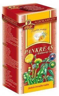 AGROKARPATY PANKREAS Kláštorný čaj prírodný produkt 20x2 g