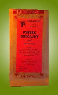 AGROKARPATY PYŠTEK OBYČAJNÝ vňať bylinný čaj 1x30 g
