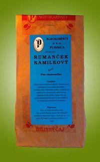 AGROKARPATY RUMANČEK KAMILKOVÝ bylinný čaj 1x40 g