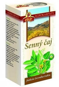 AGROKARPATY SENNY ČAJ čistý prírodný produkt 20x1 5 g