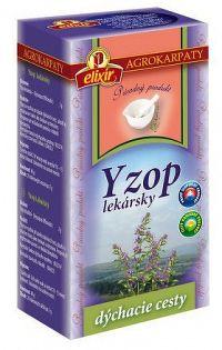 AGROKARPATY YZOP Lekársky protizápalový čaj 20x2 g