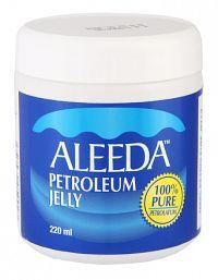 ALÉEDA PETROLEUM JELLY 100 % čistá kozmetická vazelína 1x220 ml