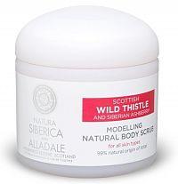Alladale Modelling- Prírodný modelujúci telový peeling