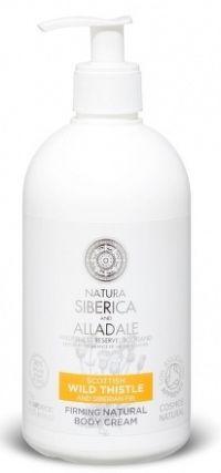 Alladale - Spevňujúci prírodný telový krém 500 ml