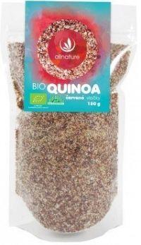 Allnature Quinoa červená vločky BIO 150 g
