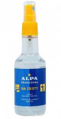 ALPA FRANCOVKA NA CESTY 1x120 ml