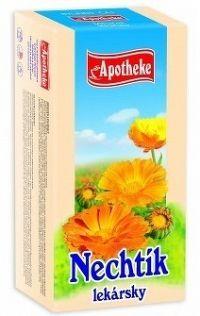 APOTHEKE ČAJ NECHTÍK LEKÁRSKY bylinný čaj v nálevových vreckách 20x1 5 g