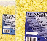 APROCEL – NÍZKOBIELK.CESTOVINY - špagety 1x250 g
