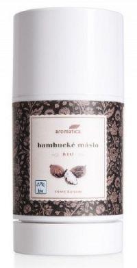 aromatica Bambucké maslo BIO telový balzam 1x75 ml