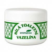 aromatica BIELA TOALETNA VAZELINA S VIT. E 1x100 ml