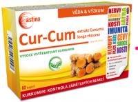 Astina Cur-Cum cps 1x60 ks