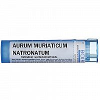 AURUM MURIATICUM NATRONATUM GRA HOM CH30 1x4 g