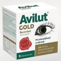AVILUT Gold Recordati cps 1x120 ks