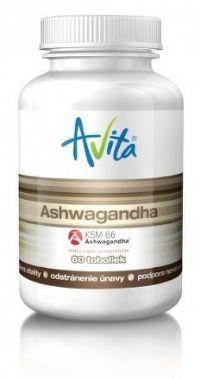 Avita Ashwagandha 60 toboliek