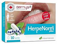 BARNY'S HerpeNorm plus cps 1x10 ks
