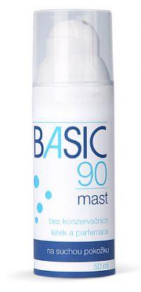 BASIC 90 masť na suchú pokožku 1x50 ml