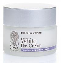 Biely omladzujúci pleťový denný krém na tvár *Imperial Caviar*