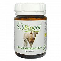 Bio colostrum IMUNITA 100% kapsule 300 mg cps 1x60 ks